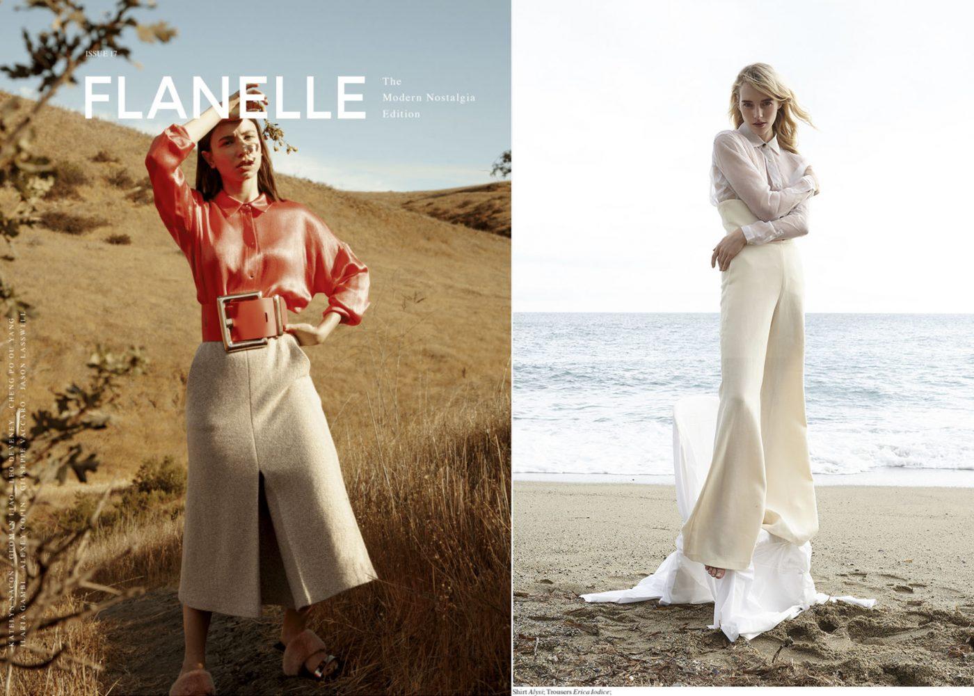 Flanelle Magazine n°17